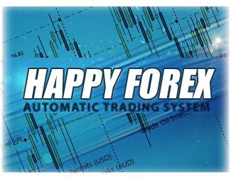 グローバルEA登場!安定型グリッドトレード「Happy Forex」 その1