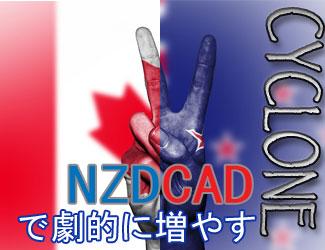 NZDCADで劇的に増やす!「Cyclone_M5NZDCAD」