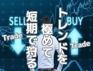 長期で見極め!短期サインで利益を積み上げる!今ならこれだけ知っておけば必ず勝率がアップするトレードテクニックが手に入る!