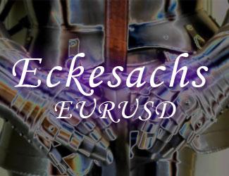 ストップロスの小さいEURUSDスキャルピングEA『Eckesachs EURUSD』