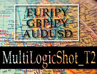 EURJPY、GBPJPY、AUDUSD3通貨ペア対応の『MultiLogicShot_T2』が登場!