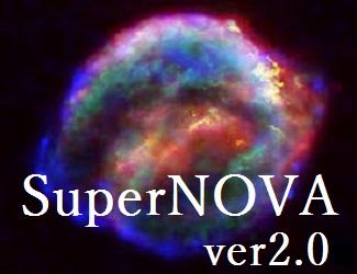 SuperNOVA ver2.0 更新のお知らせ(R011)