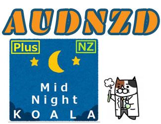 最低でも年利30%!荒れ相場では劇的に稼ぐ『Midnight_Koala_NZ_Plus』