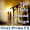 The Holy Ground Sign
