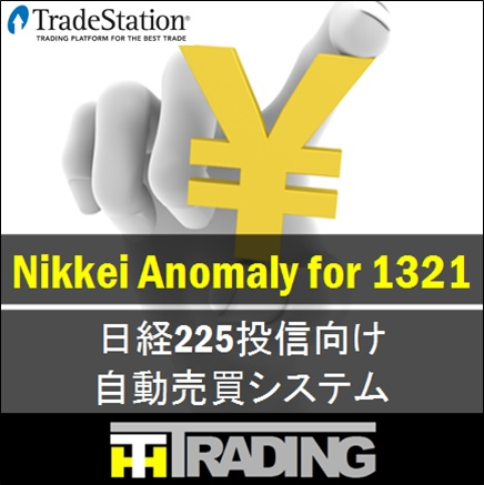 Nikkei Anomaly for 1321