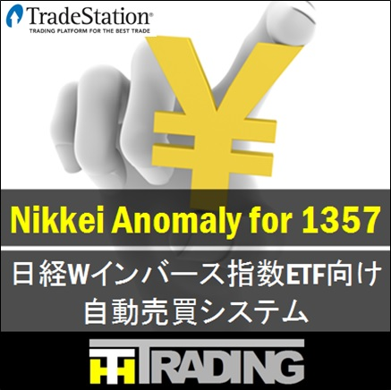 Nikkei Anomaly for 1357