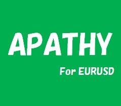 APATHY For EURUSD