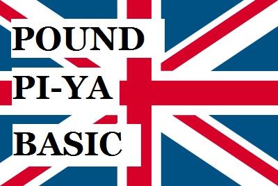 POUND PI-YA BASIC