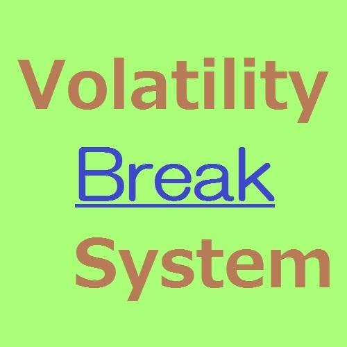 ボラティリティブレイクシステム for BTC