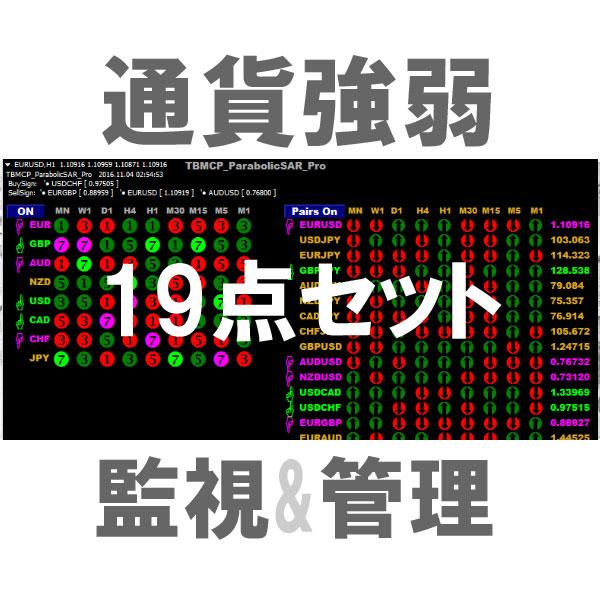 全通貨監視ツール 19点セット【TBMCPシリーズ】