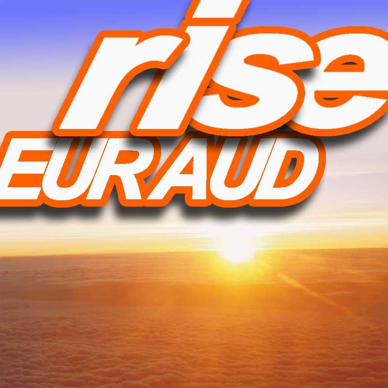 rise EURAUD
