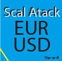 Scal Attack EURUSD ver.w-6