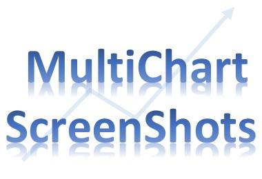 エントリー・決済時のチャート画像取得インジケータ(MultiChartScreenShots)