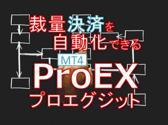MT4裁量ツール史の傑作。試用可。決済を自動化して安全を確保する