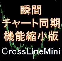 複数チャートの同期インジケータ機能縮小版  MS_CrossLineMini