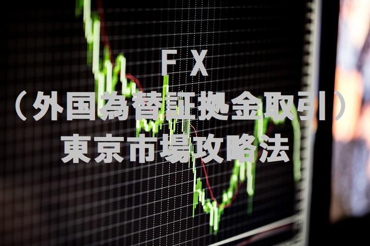 FX(外国為替証拠金取引)東京市場攻略法