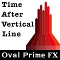 Time After Vertical Line