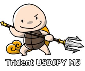Trident USDJPY M5