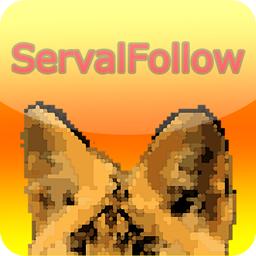 Serval Follow
