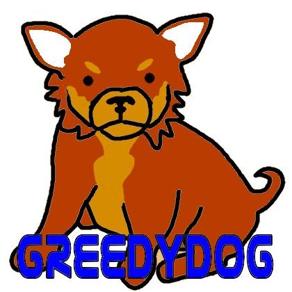GreedyDog Chihuahua USDJPY