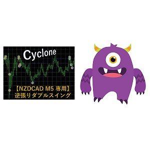 Cyclone&スキャルピングモンスター コラボセット