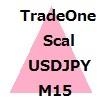 USD/JPYのM15のスキャルピング