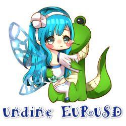 Undine EURUSD M5