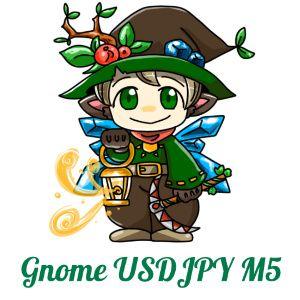 Gnome USDJPY M5