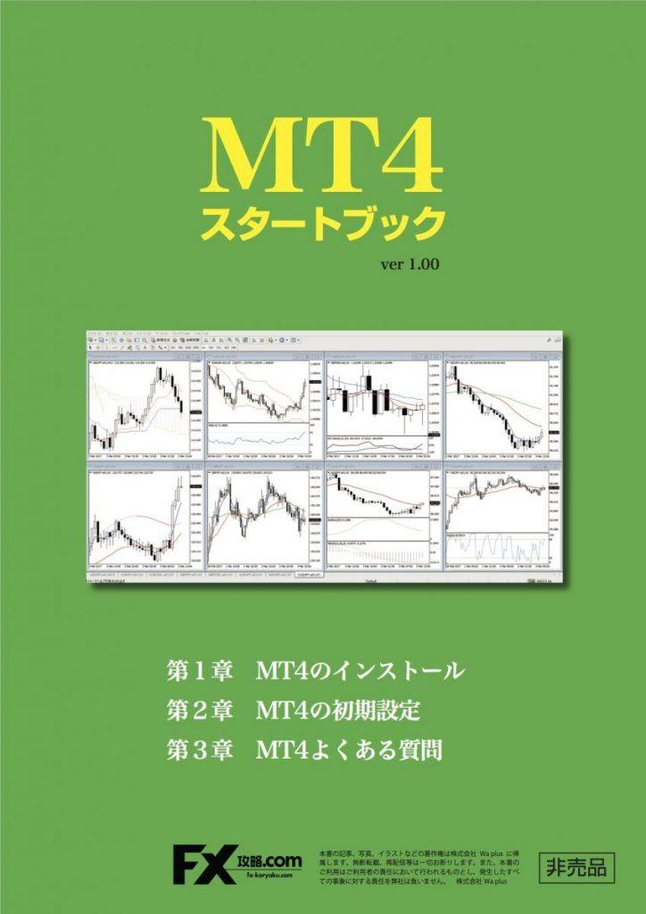 【完全無料】MT4スタートマニュアル