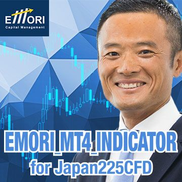 EMORI_MT4_INDICATER for Japan225CFD