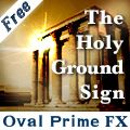 【The Holy Ground Sign Free】