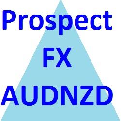 AUD/NZDのスキャル的なデイトレ・スイングです。大き目の利益を狙います。