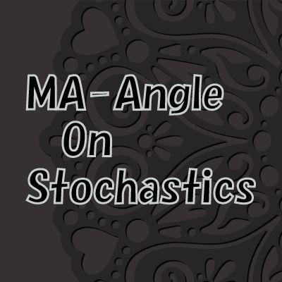 【MA-Angle on Sto】 初回記念おまけ付き MT4サインツール FX CFD 【FX】