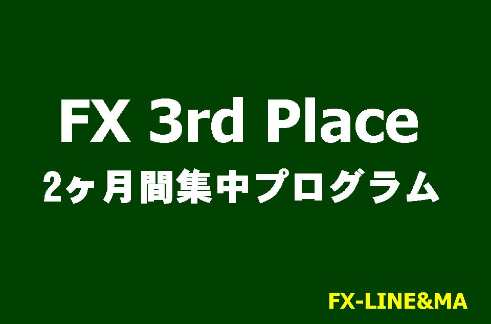 FX 3rd Place マニュアル