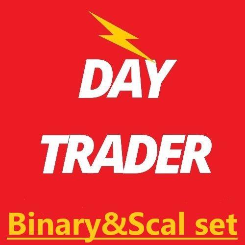 ☆Day Trader Binary☆&◇Day Trader scal◇ これだけあれば、すきま時間をフル活用!!