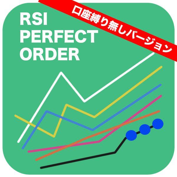 【口座縛り無しバージョン】RSI PERFECT ORDER