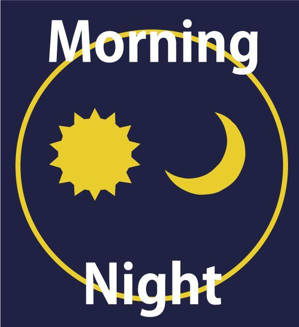 Morning Night USDJPY
