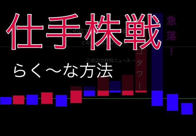 【うま〜くとれ〜る!】FX&日本株