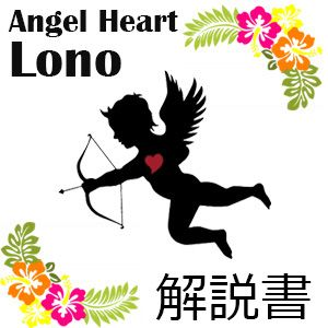 Angel Heart Lonoの解説書。