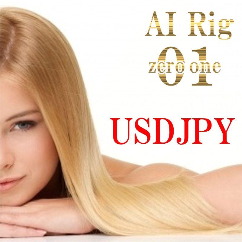 AI Rig 01(ゼロワン) -USDJPY M30-