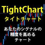 MetaTrader4用インジケーター【TightChart(タイト・チャート)】