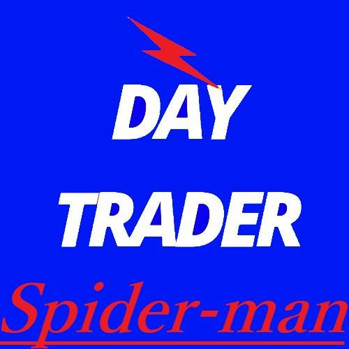 ★Day Trader Spiderman★ オリジナルバージョン【Spider FX チャート】