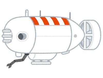 売り主体のEA(EURUSD 1時間足)。潜水艦がモチーフ。