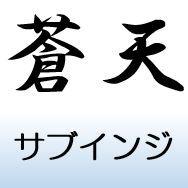 「蒼天」や「蒼天2」の補助インジケーター(単体使用も可能)