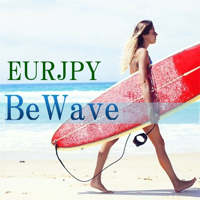 Be Wave -EURJPY H1-