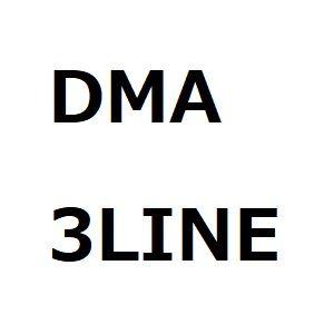 DMA-3LINEディナポリの3種類のDMA