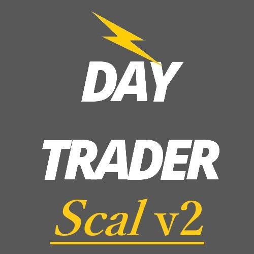 ☆Day Trader scal v2☆ 【Trend Scal v2 1分足-5分足】