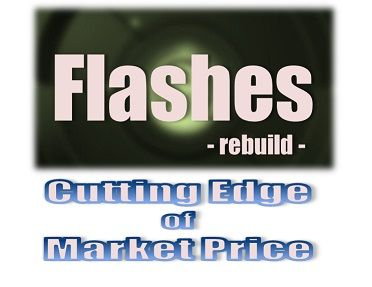 flashes -rebuild-の再販セットです。