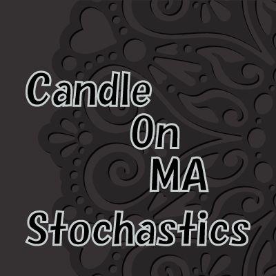 【Cnadle_on_MA-sto】 MT4サインツール・簡単カスタマイズ 【FX・CFD】