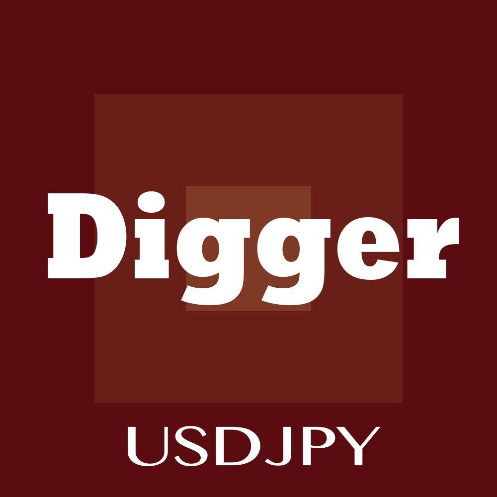 ディガー / Digger USDJPY 15M